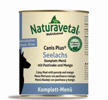 Naturavetal Canis Plus Seelachs Menü - 800g