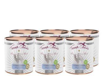 Terra Canis Kamel mit Kartoffel hypoallergen - 6x 800g