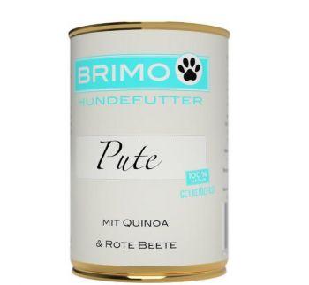 BRIMO Menü Pute mit Quinoa - 400g