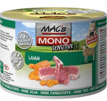 MACs Cat Dose Lamm Sensitive Mono - 200g