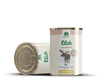 Luckys Elch Pur - 800g