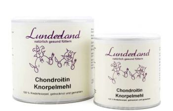 Lunderland Chondroitin Knorpelmehl - 100g