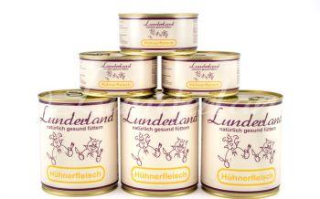 Lunderland Hühnerfleisch - 800g