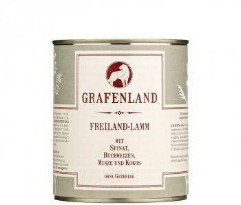 Grafenland Freiland Lamm Menü - 800g