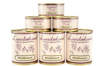 Lunderland Wildfleisch - 800g