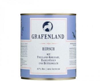 Grafenland Hirsch Menü - 800g