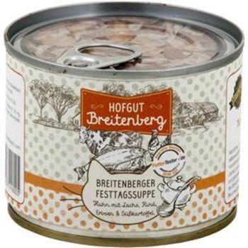 Hofgut Breitenberg Cat Festtagssuppe - 180g