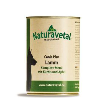 Naturavetal Canis Plus Lamm Menü - 400g