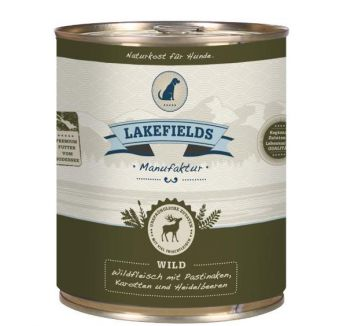 Lakefields Menü Wild - 800g