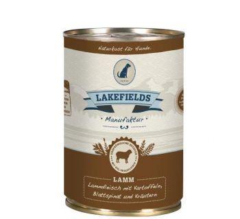 Lakefields Lamm Menü - 400g