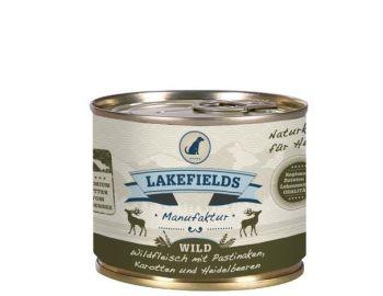 Lakefields Wild Menü - 200g