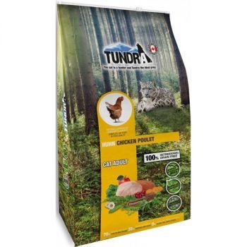 Tundra Katze Trockenfutter mit Huhn - 6,8kg