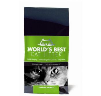 Worlds Best Cat Litter Clumping - 12,7kg