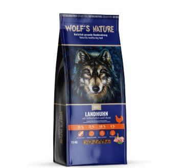 Wolfs Nature Landhuhn - 13kg