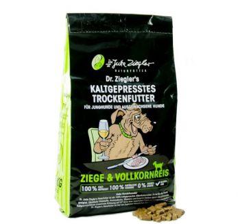 Dr. Zieglers Ziege, Vollkornreis & Hirse - 5kg