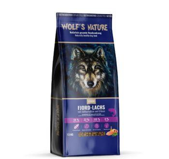 Wolfs Nature Lachs Light - 13kg