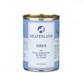 Grafenland Hirsch Menü - 400g