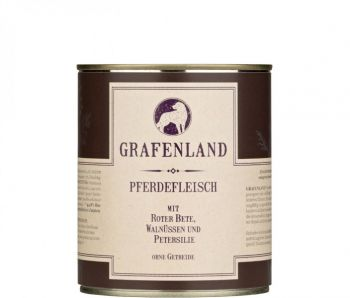 Grafenland Pferdefleisch Menü - 400g