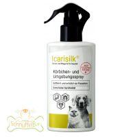 ICARISILK® Körbchen- und Umgebungsspray - 200ml