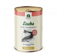 Luckys Huhn mit Lachs & Süßkartoffeln - 800g
