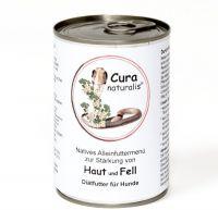 Cura naturalis Diät Menü Haut & Fell - 400g