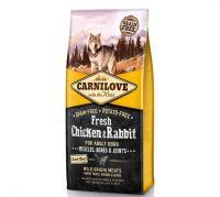 Carnilove Fresh Chicken & Rabbit - 12kg