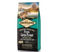 Carnilove Fresh Carp & Trout - 12kg