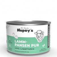 Hopeys Lamm Pansen pur Fleischdose - 410g