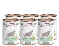 Terra Canis Wasserbüffel mit Süßkartoffel hypoallergen - 400g