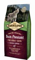 Carnilove Katze Duck & Pheasant Adult - 6kg
