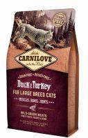 Carnilove Katze Duck & Turkey Adult Large Breed - 2kg