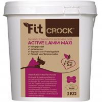 cdVet Fit Crock Active Lamm Maxi - 3kg