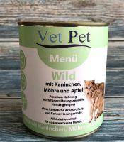 Vet Pet Menü Wild & Kaninchen - 800g