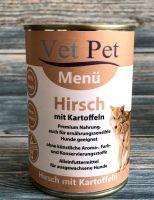 Vet Pet Menü Hirsch & Kartoffel - 400g