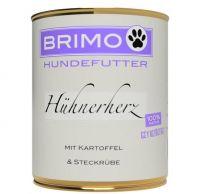 BRIMO Menü Hühnerherz mit Kartoffel - 800g