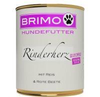 BRIMO Menü Rinderherz mit Reis - 800g