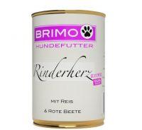 BRIMO Menü Rinderherz mit Reis - 400g