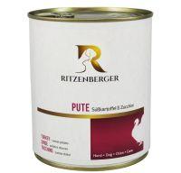 Ritzenberger Pute Menü mit Süßkartoffel - 400g