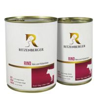 Ritzenberger Hund Rind Menü mit Reis