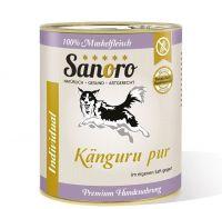 Sanoro Känguru pur Muskelfleisch - 800g