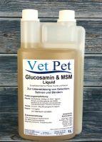 Vet Pet Glucosamin & MSM Liquid