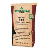 Naturavetal Canis Plus Rind MHD 8/21 - 15kg