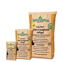 Naturavetal Canis Plus Geflügel klein Welpen & Junghunde