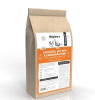 Hopeys Trockenfutter Adult Geflügel - 12kg