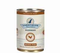 Lakefields Huhn pur - 400g