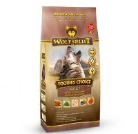 Wolfsblut Foodies Choice Wachtel - 15kg