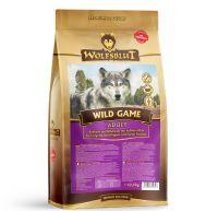 Wolfsblut Wild Game Wildgeflügel & Strauß - 15kg