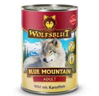 Wolfsblut Blue Mountain Wild & Kartoffel - 6x 395g