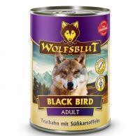 Wolfsblut Black Bird Truthahn & Süßkartoffeln - 6x 395g