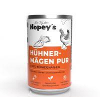 Hopeys Huhn Magen Fleischdose - 400g